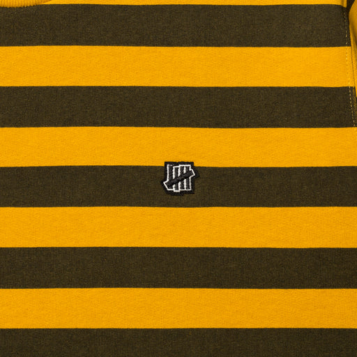 UNDEFEATED STRIPED CREWNECK Image 7