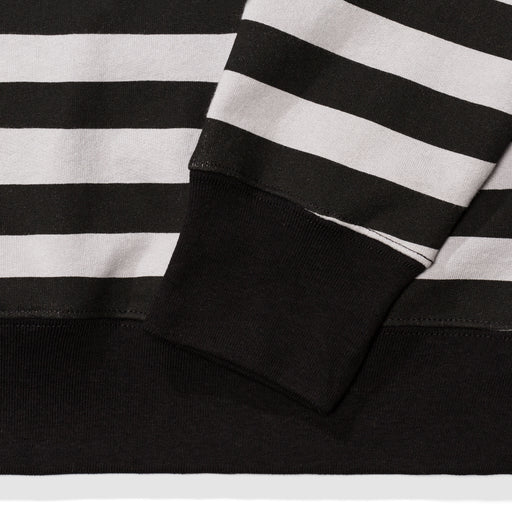 UNDEFEATED STRIPED CREWNECK Image 4