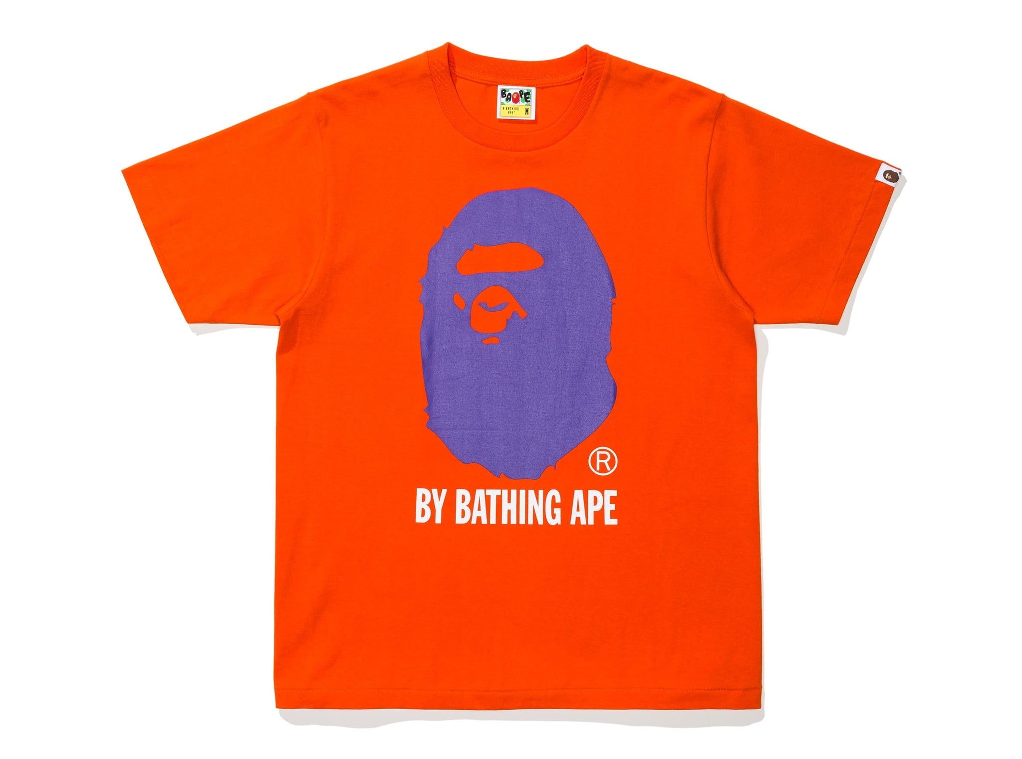 COLORS BY BATHING APE TEE