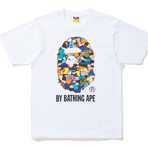 BAPE MULTI CAMO BY BATHING TEE Image 1