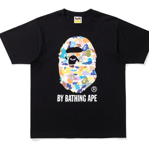 BAPE MULTI CAMO BY BATHING TEE Image 3