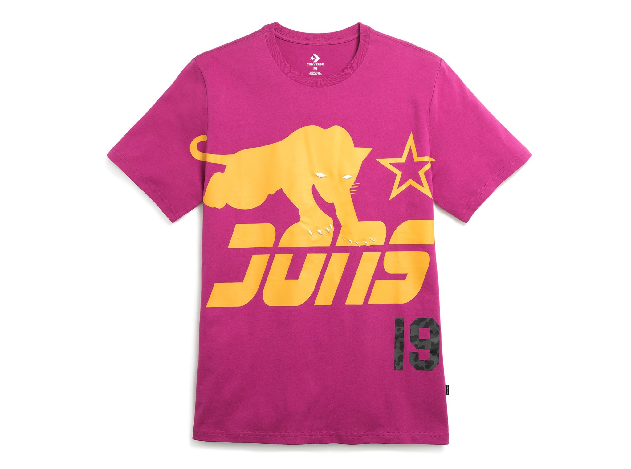 CONVERSE X JUST DON GRAPHIC TEE - BATONROUGE