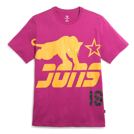 CONVERSE X JUST DON GRAPHIC TEE - BATONROUGE Image 1