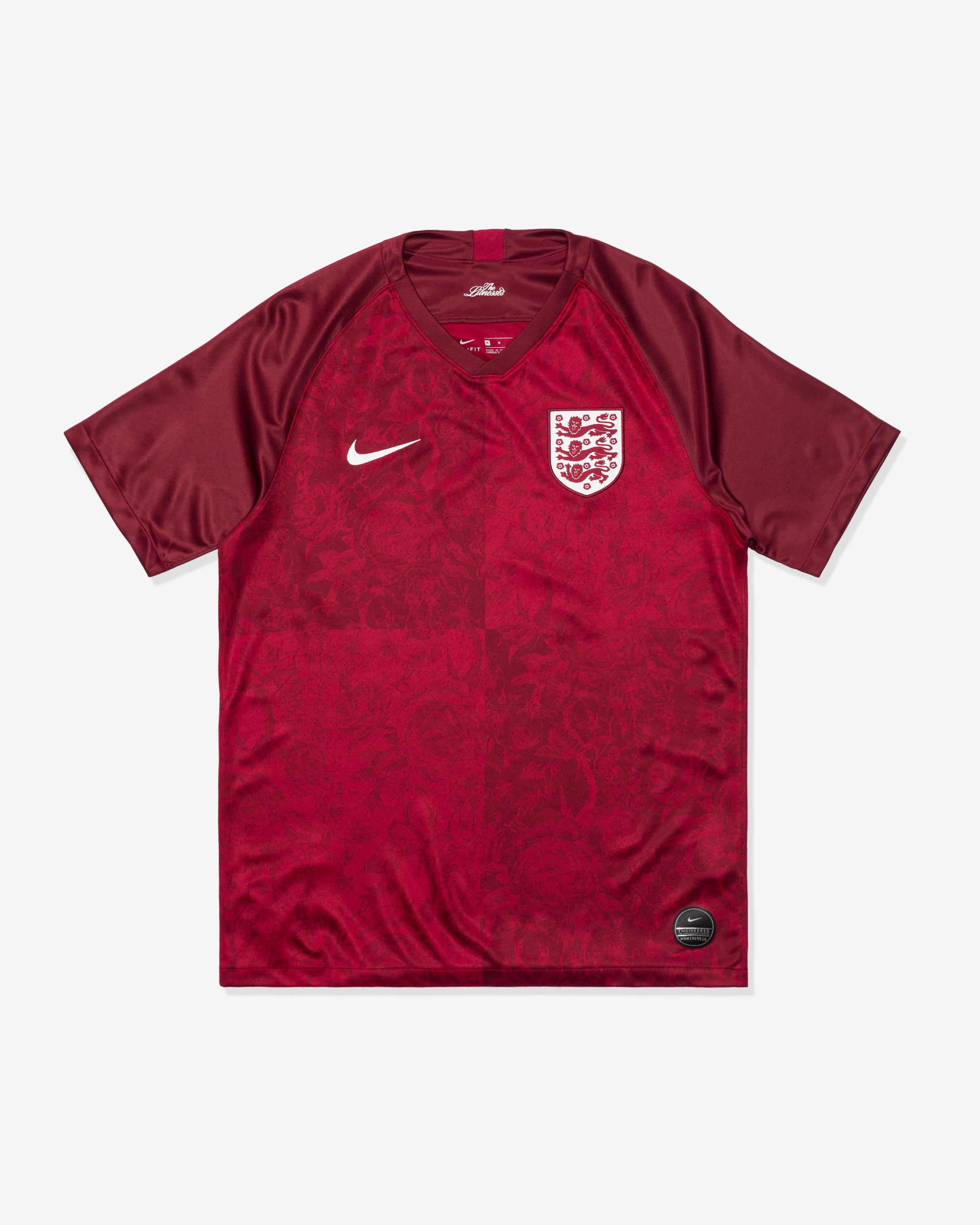 MEN'S ENGLAND 2019 STADIUM AWAY JERSEY - TEAMRED/PHANTOM