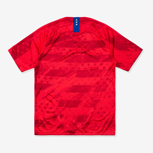 MEN'S U.S. STADIUM JERSEY 2019 - SPEEDRED/BRIGHTBLUE Image 2