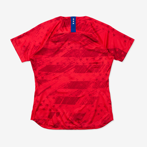 WOMEN'S U.S. STADIUM JERSEY 2019 - SPEEDRED/BRIGHTBLUE Image 2