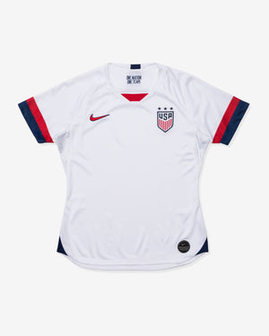 WOMEN'S U.S. STADIUM JERSEY 2019 - WHITE/BLUEVOID