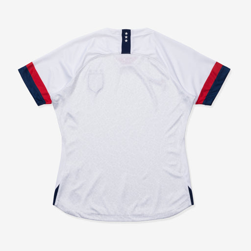 WOMEN'S U.S. STADIUM JERSEY 2019 - WHITE/BLUEVOID Image 2