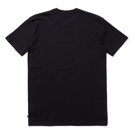 PATTA SAY NO WAY TEE - BLACK Image 2