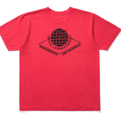 UNDEFEATED GLOBAL TEE Image 8