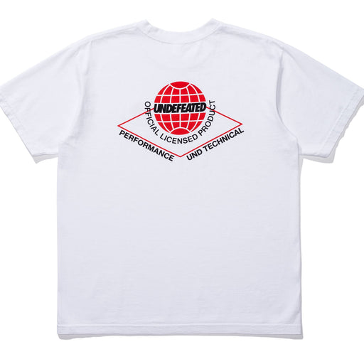 UNDEFEATED GLOBAL TEE