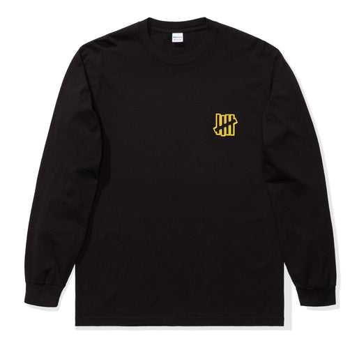 UNDEFEATED BORDER ICON L/S TEE Image 1