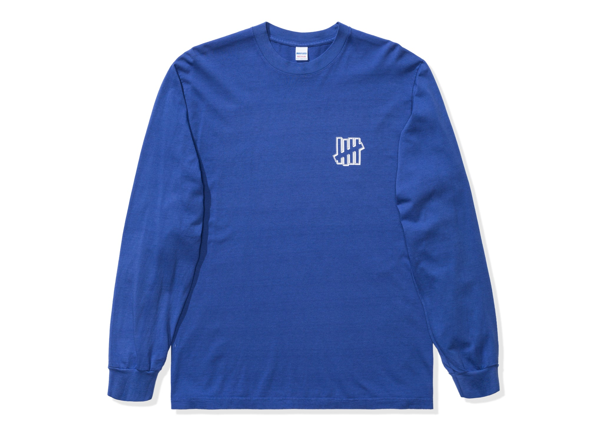UNDEFEATED BORDER ICON L/S TEE