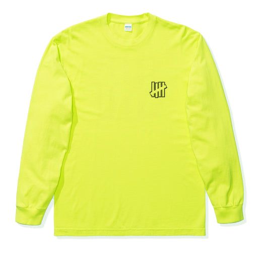 UNDEFEATED BORDER ICON L/S TEE Image 7