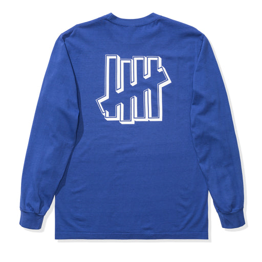 UNDEFEATED BORDER ICON L/S TEE Image 5