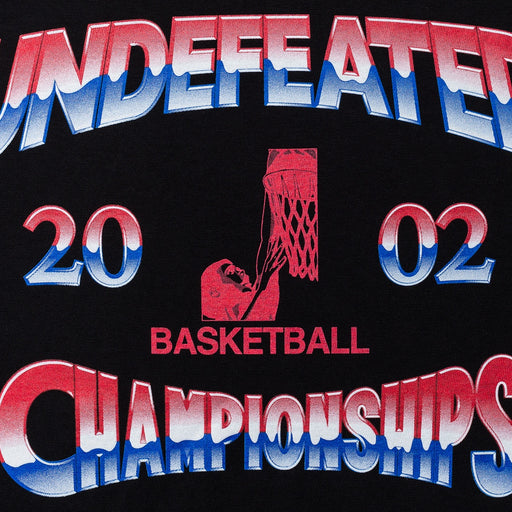 UNDEFEATED CHAMPIONSHIPS TEE