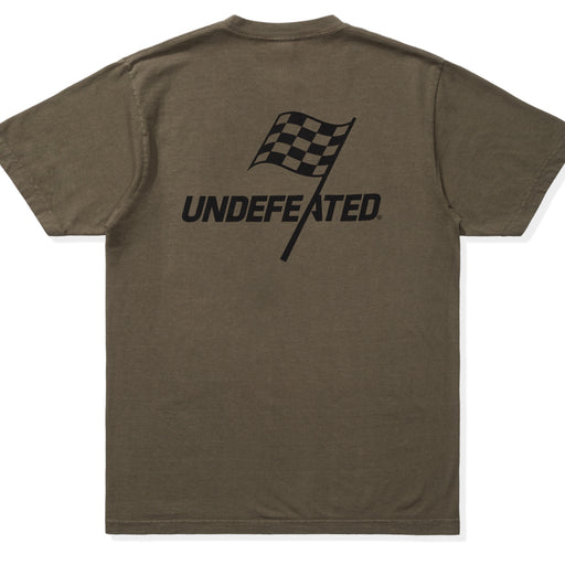 UNDEFEATED CHEQUERED TEE Image 8