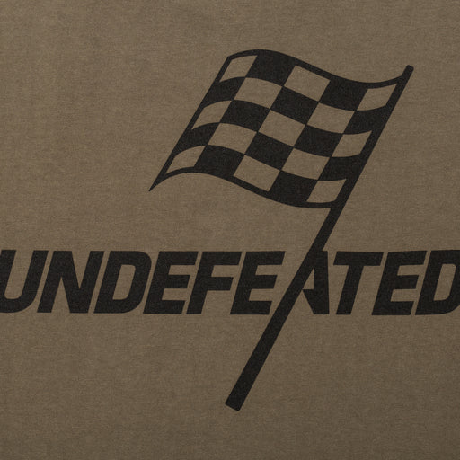 UNDEFEATED CHEQUERED TEE Image 9