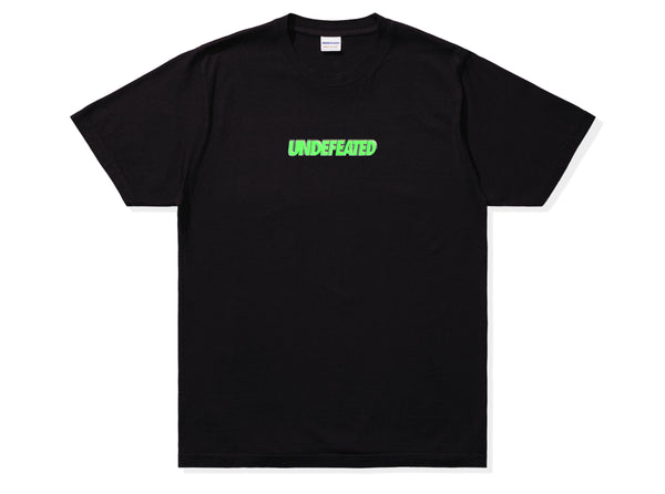 UNDEFEATED CHROME LOGO S/S TEE