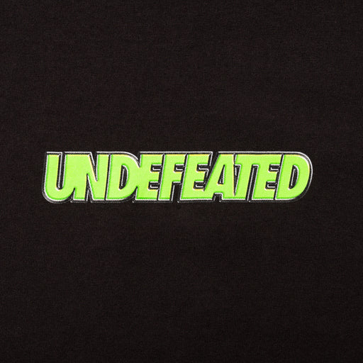 UNDEFEATED CHROME LOGO S/S TEE Image 3