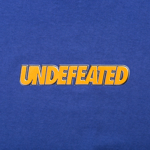 UNDEFEATED CHROME LOGO S/S TEE Image 6