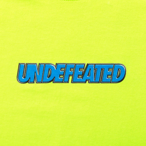 UNDEFEATED CHROME LOGO S/S TEE Image 9