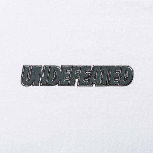 UNDEFEATED CHROME LOGO S/S TEE Image 12