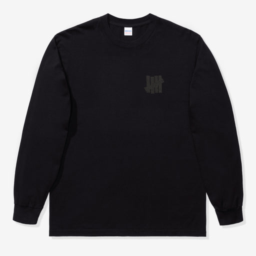 UNDEFEATED ICON L/S TEE Image 1