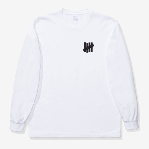 UNDEFEATED ICON L/S TEE Image 10