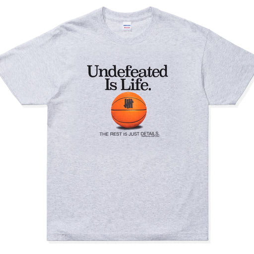 UNDEFEATED IS LIFE TEE Image 3