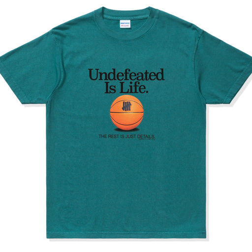 UNDEFEATED IS LIFE TEE Image 7