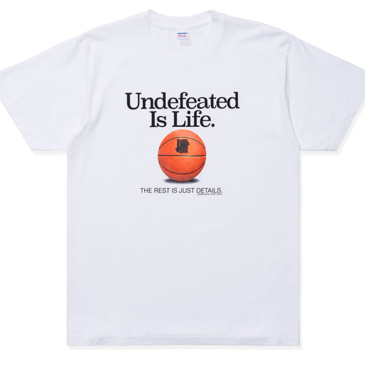 UNDEFEATED IS LIFE TEE Image 10
