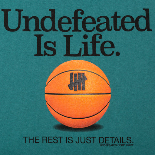 UNDEFEATED IS LIFE TEE Image 9
