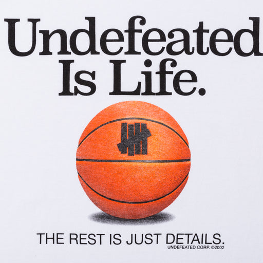 UNDEFEATED IS LIFE TEE Image 12