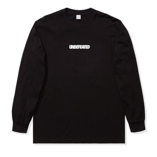 UNDEFEATED LOGO L/S TEE Image 1