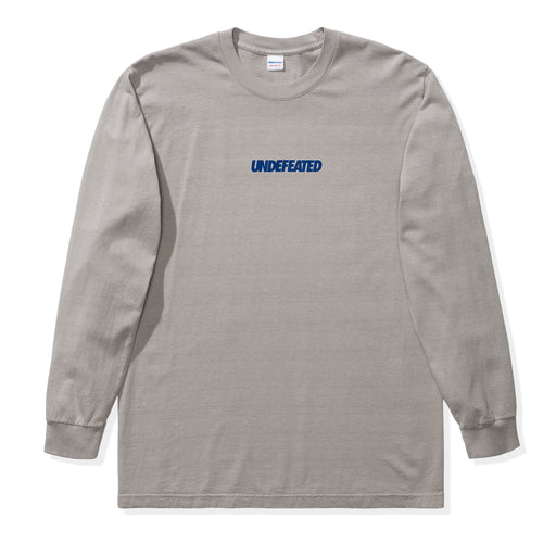 UNDEFEATED LOGO L/S TEE Image 4