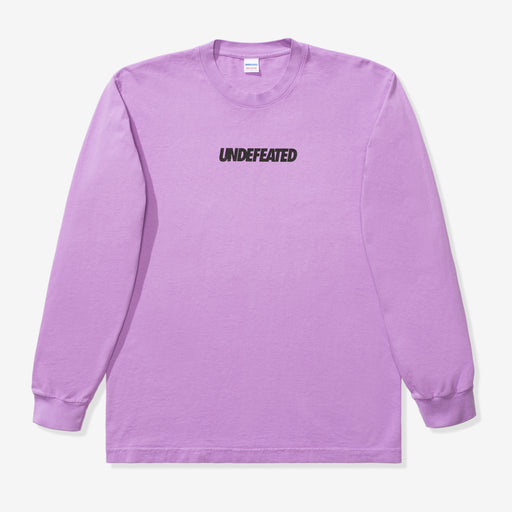UNDEFEATED LOGO L/S TEE Image 7