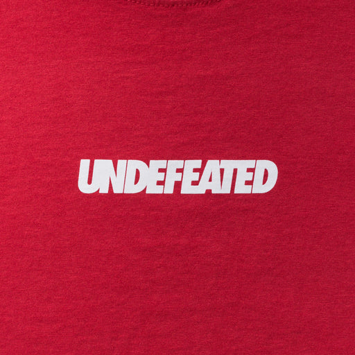 UNDEFEATED LOGO TEE