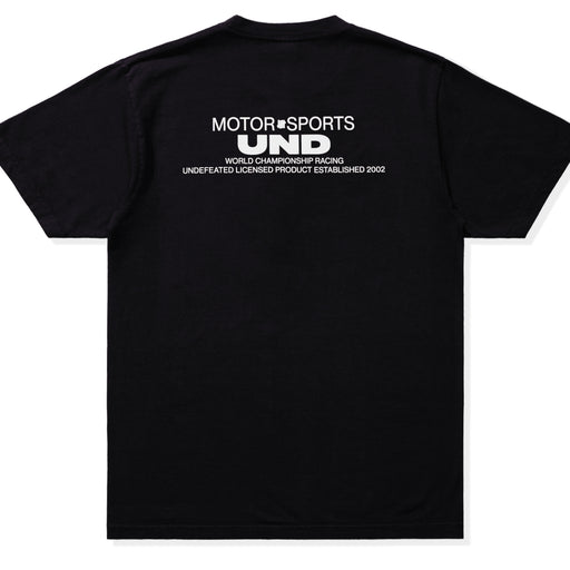 UNDEFEATED MOTOR SPORTS S/S TEE Image 2