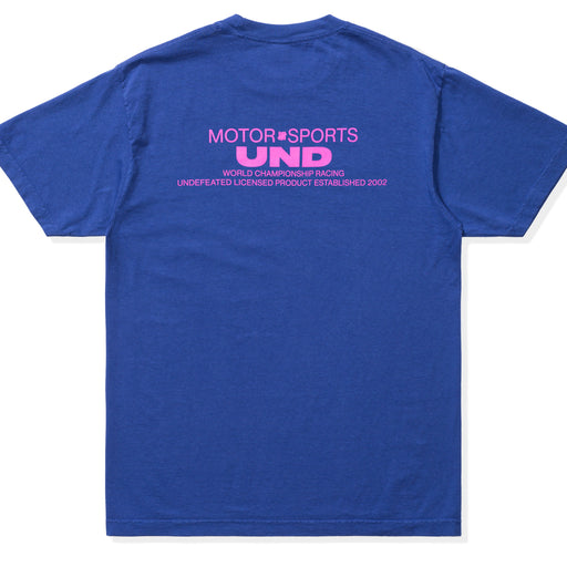 UNDEFEATED MOTOR SPORTS S/S TEE Image 5