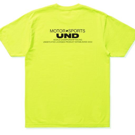 UNDEFEATED MOTOR SPORTS S/S TEE Image 8