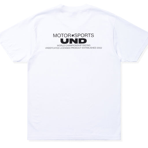 UNDEFEATED MOTOR SPORTS S/S TEE Image 11
