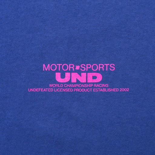 UNDEFEATED MOTOR SPORTS S/S TEE Image 6