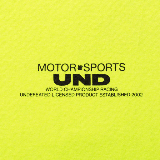 UNDEFEATED MOTOR SPORTS S/S TEE Image 9