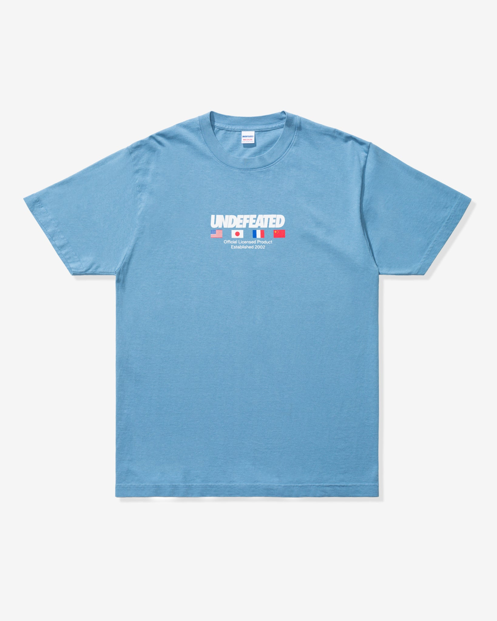 UNDEFEATED OFFICIAL FLAGS S/S TEE