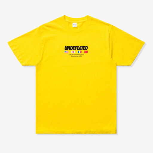 UNDEFEATED OFFICIAL FLAGS S/S TEE Image 7