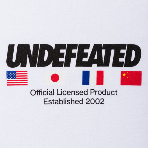 UNDEFEATED OFFICIAL FLAGS S/S TEE Image 12