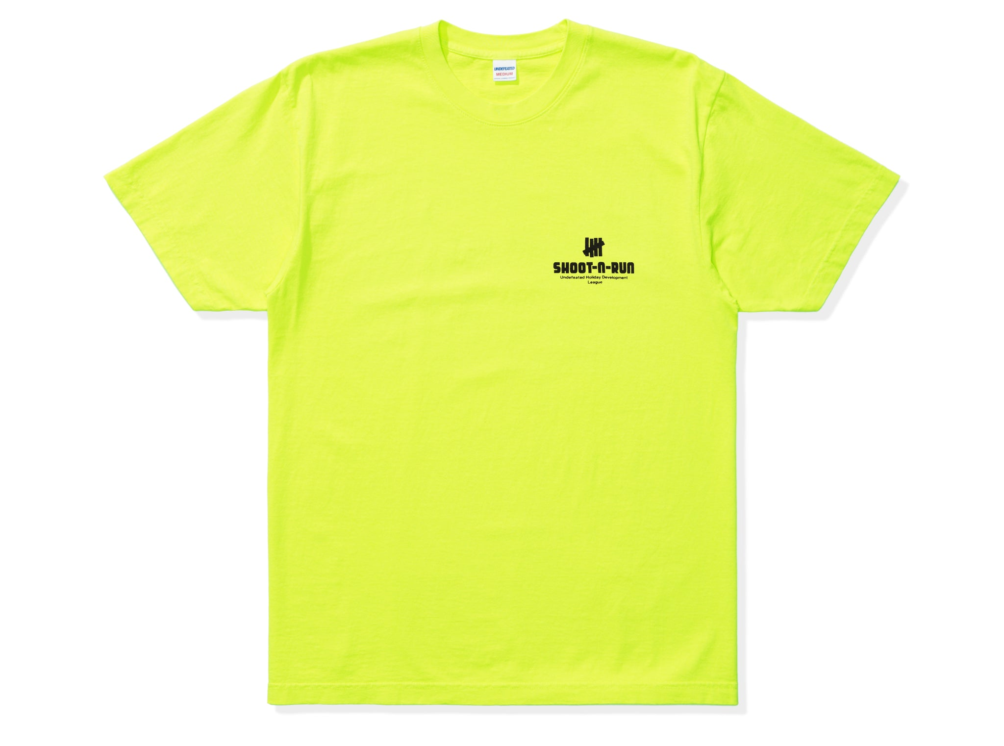 UNDEFEATED SHOOT-N-RUN S/S TEE