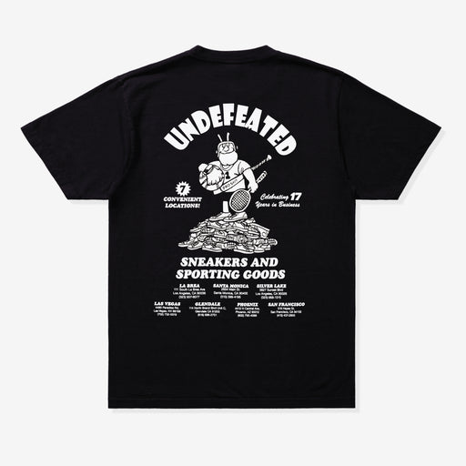 UNDEFEATED SNEAKERS & SPORTING GOODS S/S TEE Image 2
