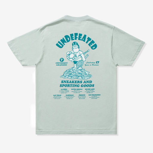 UNDEFEATED SNEAKERS & SPORTING GOODS S/S TEE Image 6